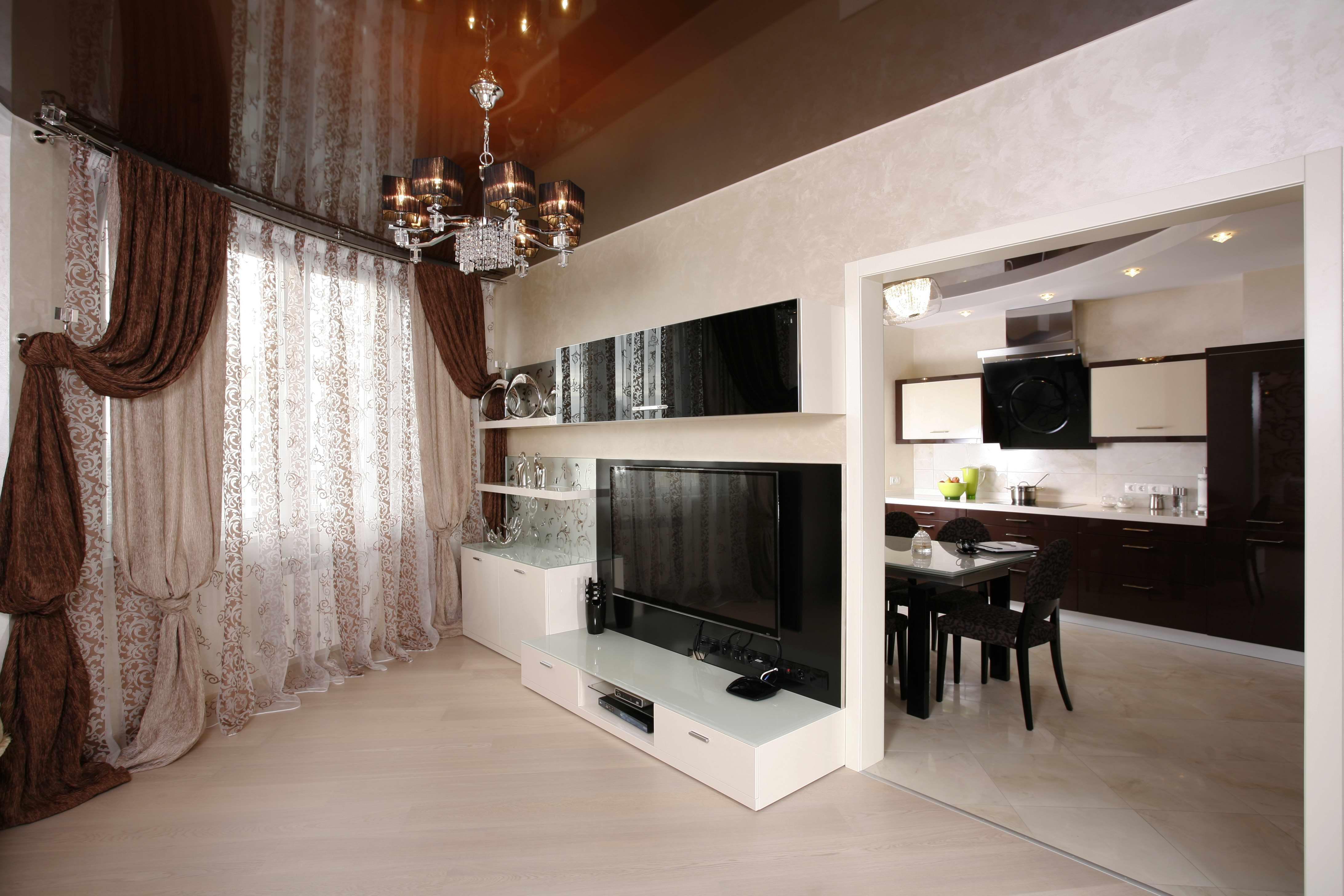 Как создать современное жильё из 3-комнатной квартиры