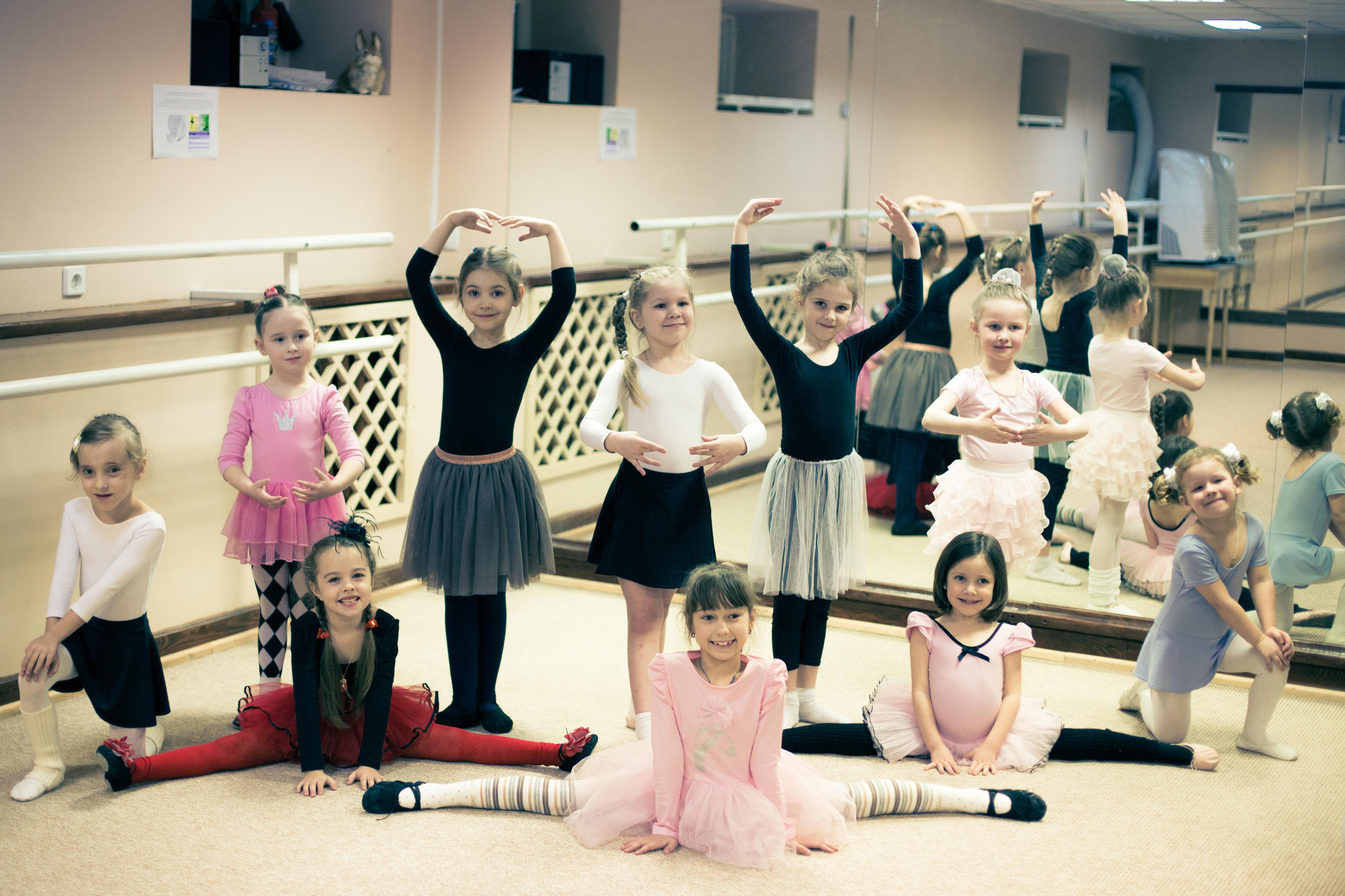 Что потребуется ребёнку при занятиях танцами?